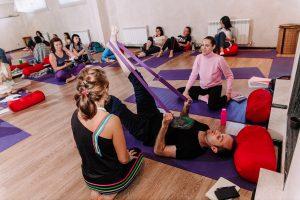 Тольятти, сентябрь-декабрь 2017 Курс подготовки профессиональных инструкторов йоги